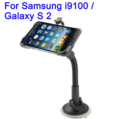 Support voiture ventouse pour Samsung Galaxy SII / i9100 pour 13€